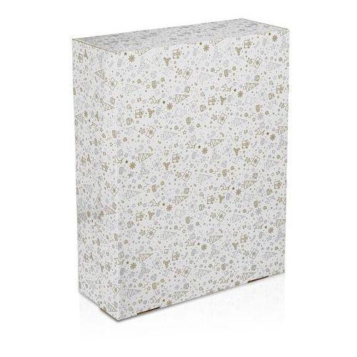 Opakowania prezentowe, Pudełko świąteczne Topgal XMSBOX2016 B - White