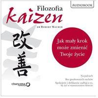 Audiobooki, Filozofia Kaizen. Jak mały krok może zmienić Twoje życie (CD)