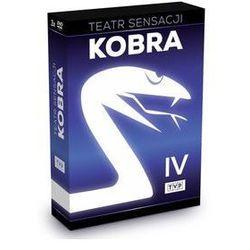 Teatr Sensacji Kobra IV. Darmowy odbiór w niemal 100 księgarniach!