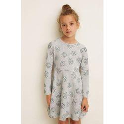 Mango Kids - Sukienka dziecięca Argan 104-152 cm