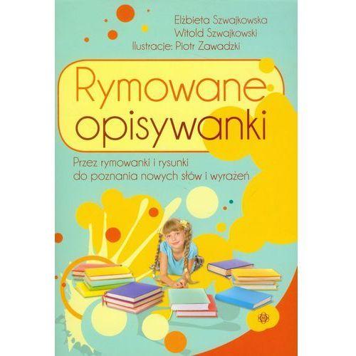 Książki dla dzieci, Rymowane opisywanki (opr. miękka)