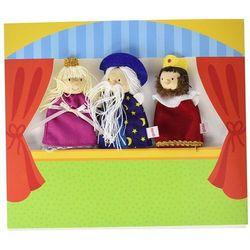 Teatrzyk kukiełkowy, Król i Królowa
