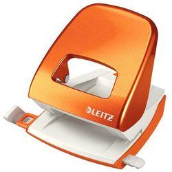 Dziurkacz Leitz WOW New NeXXt 5008 metaliczny pomarańczowy (30k.)