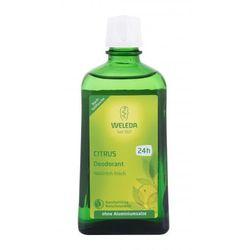 Weleda Citrus dezodorant 200 ml dla kobiet