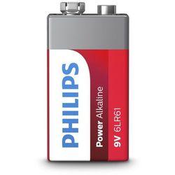 Philips 9V 1 szt Power Alkaline (6LR61P1B/10)