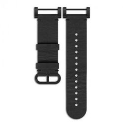 Pasek Suunto Essential All Black Leather Strap Komplet