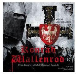 Konrad Wallenrod. Klub czytanej książki. Audiobook (1 CD-MP3) + zakładka do książki GRATIS