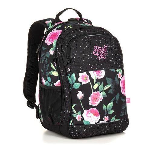 Tornistry i plecaki szkolne, Plecak młodzieżowy Topgal RUBI 18025 G
