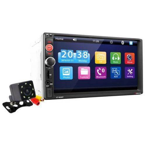 Samochodowe odtwarzacze multimedialne, Radio samochodowe HT-869V2 - Wewnętrzny