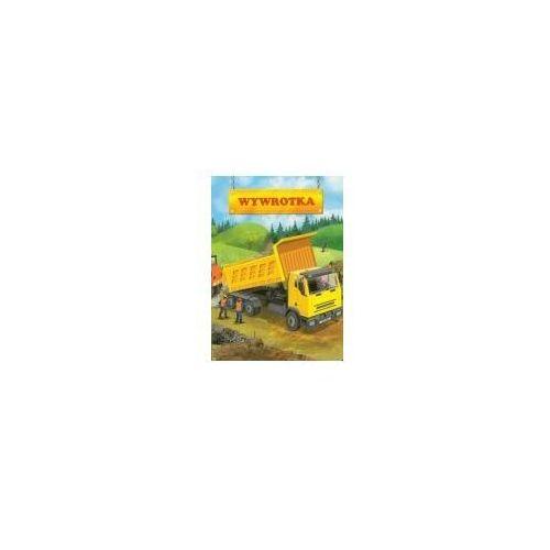 Książki dla dzieci, WYWROTKA (opr. twarda)