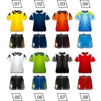 Piłka nożna, Strój piłkarski Colo Puma + nadruk gratis