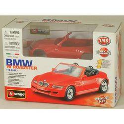 BMW M ROADSTER MODEL DO SKŁADANIA SKALA 1/43
