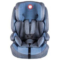 Fotelik 9-36 kg Nico blue