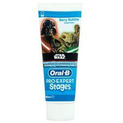 Oral-B Pro-Expert Stages Pasta do zębów Gwiezdne Wojny 75ml