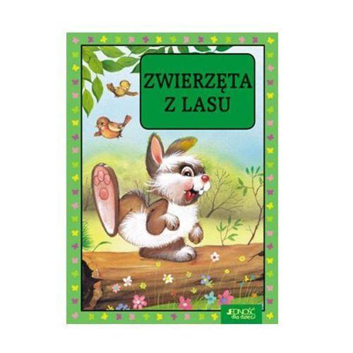 Książki dla dzieci, ZWIERZĘTA Z LASU TW (opr. twarda)