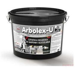 Masa uszczelniająca szpachla dekarska Izolex Arbolex U 1kg