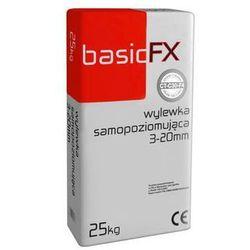 Wylewka betonowa SAMOPOZIOMUJĄCA 25kg BASIC FX