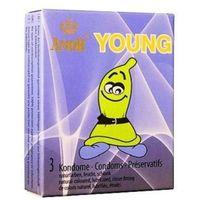 Prezerwatywy, Prezerwatywy Amor Young 3 szt.