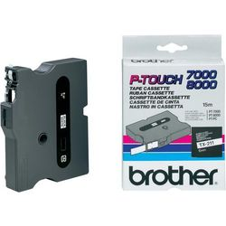 Brother etykiety TX-211