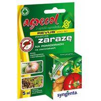 Pozostałe rośliny i hodowla, Środek grzybobójczy Agrecol Rewus 250 SC 5 ml