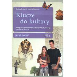 Klucze do kultury 3 Język polski Podręcznik do kształcenia literacko-kulturowego (opr. miękka)