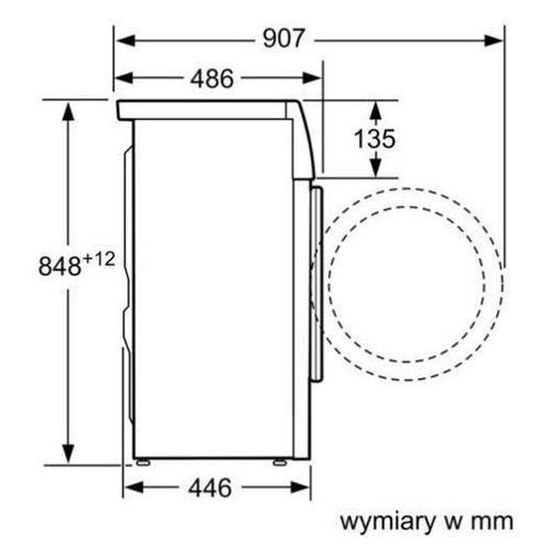 Pralki, Bosch WLT24440PL