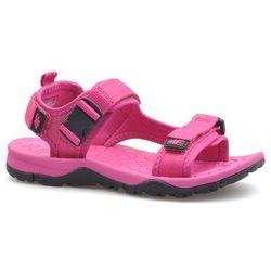 Sandały 4F HJL20-JSAD002/55S Różowe