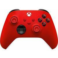 Pozostałe gry i konsole, Microsoft kontroler Xbox Wireless Controller, pulse red (QAU-00012)