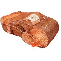 Drewno kominkowe 40 x 60 cm siatka 30 l