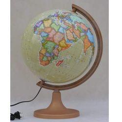 Globus 320 mm polityczny podświetlany