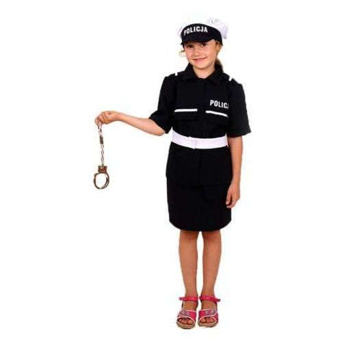 Kostiumy dla dzieci, Strój Policjantka - 122/128