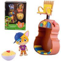 Figurki i postacie, Simba 44 Koty zestaw deluxe Lampo