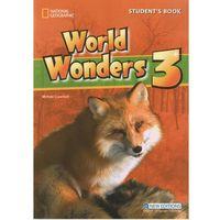 Książki do nauki języka, World Wonders 3 Student's Book (podręcznik) with Audio CD (opr. miękka)