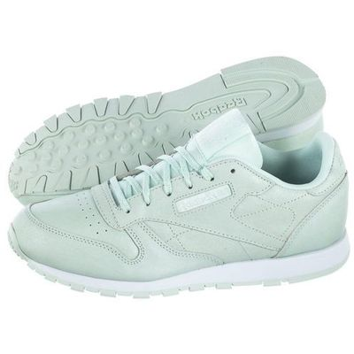 Buty Reebok Classic Leather DV4257 (RE430 a), kolor beżowy