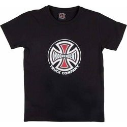 koszulka INDEPENDENT - Truck Co. Black (BLACK) rozmiar: 12-14
