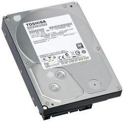 Dysk twardy Toshiba DT01ACA300 - pojemność: 3 TB, cache: 64MB, SATA III, 7200 obr/min