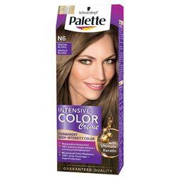 Farba do włosów Palette Intensive Color Creme Średni blond N6