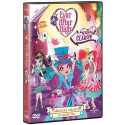 EVER AFTER HIGH. W KRAINIE CZARÓW DVD - Różni