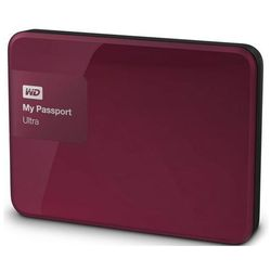 Western Digital MY PASSPORT ULTRA 3TB jagodowy