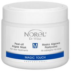 Norel (Dr Wilsz) PEEL-OFF ALGAE MASK FOR EYE TREATMENTS Plastyczna maska algowa do zabiegów na oczy (PN277)