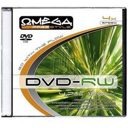 Płyta Omega Freestyle DVD-RW 4,7GB 4X Slim Case 1