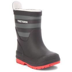 Kalosze TRETORN - Granna 472654 Black/Grey 10