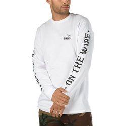 koszulka VANS - Vans X Anti Hero On The Wire Ls White (WHT) rozmiar: XXL