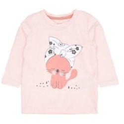 Name it NITJILLING Bluzka z długim rękawem pink dogwood