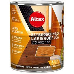 Lakierobejca szybkoschnąca do wnętrz Altax kasztan 0,75 l