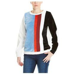 koszula BENCH - Colourblock Shirt Snow White (WH11210) rozmiar: S