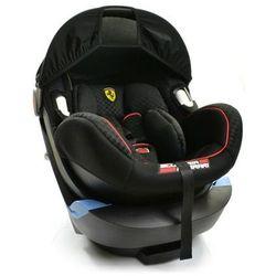 Fotelik samochodowy 0-13 kg Migo Ferrari Satellite ISOFIX black