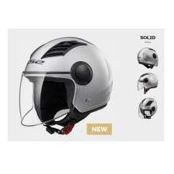 KASK LS2 OF562 AIRFLOW SILVER