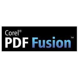 Corel PDF Fusion - Licencja elektroniczna