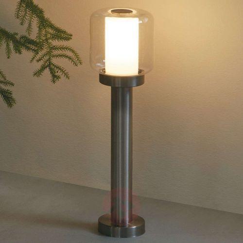 Lampy ogrodowe, Kinkiet zewnętrzny Eglo Riga 94104 ogrodowy 1x3W GU10 LED antyczny brąz IP44